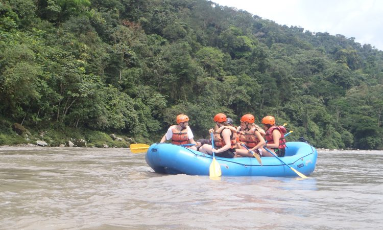 Jungle + Rafting – Full day activities gallery images