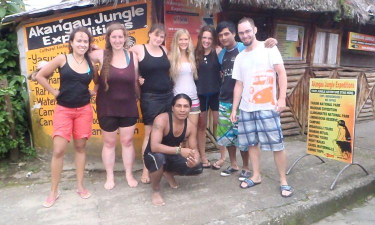 "Rafting ""Jatunyaku river"" – 1 Day Tour (Class III ) gallery images"